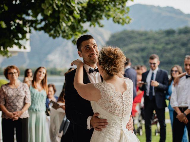 Il matrimonio di Emanuele e Alessandra a Ghiffa, Verbania 72