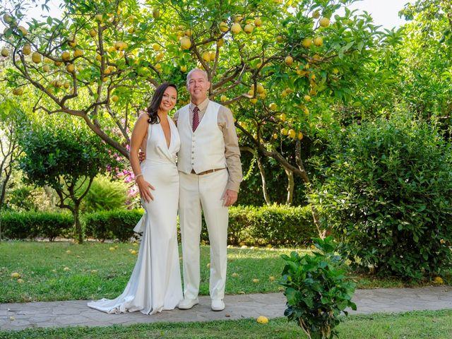 Le nozze di Brad e Olga