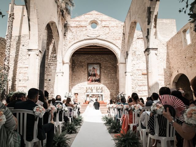 Il matrimonio di Vincenza e Nino a Siracusa, Siracusa 23