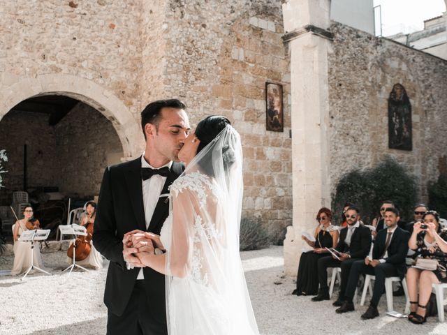 Il matrimonio di Vincenza e Nino a Siracusa, Siracusa 24