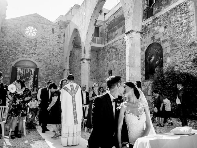 Il matrimonio di Vincenza e Nino a Siracusa, Siracusa 27