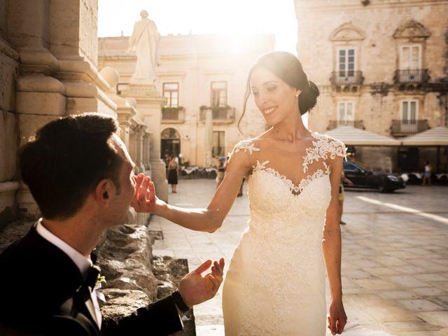 Il matrimonio di Vincenza e Nino a Siracusa, Siracusa 33