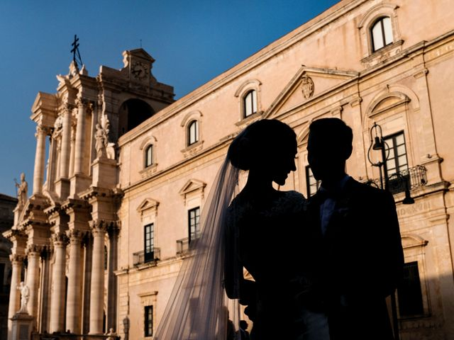 Il matrimonio di Vincenza e Nino a Siracusa, Siracusa 42