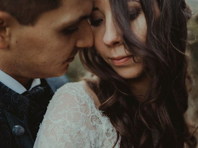 Le nozze di Jasmin e Matteo