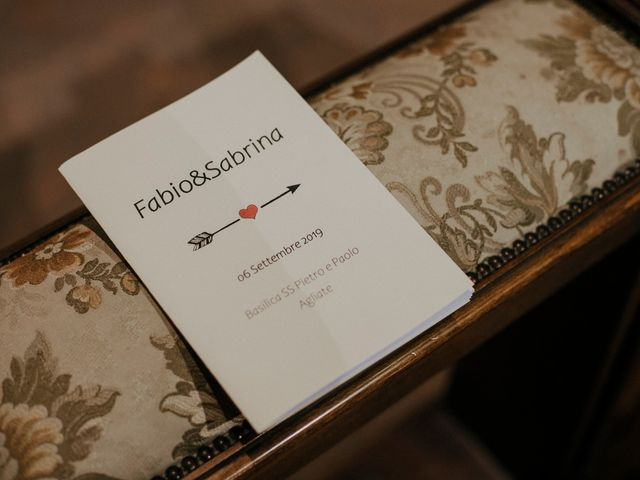 Il matrimonio di Fabio e Sabrina a Triuggio, Monza e Brianza 88