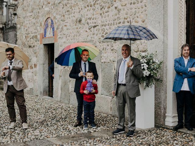 Il matrimonio di Fabio e Sabrina a Triuggio, Monza e Brianza 91