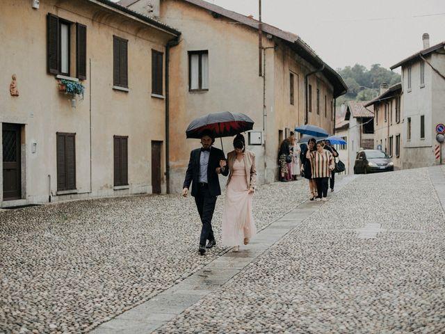 Il matrimonio di Fabio e Sabrina a Triuggio, Monza e Brianza 100