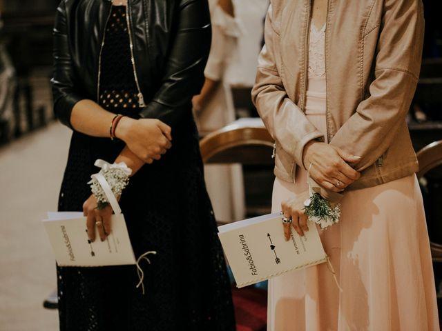 Il matrimonio di Fabio e Sabrina a Triuggio, Monza e Brianza 130