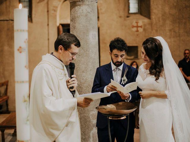 Il matrimonio di Fabio e Sabrina a Triuggio, Monza e Brianza 131