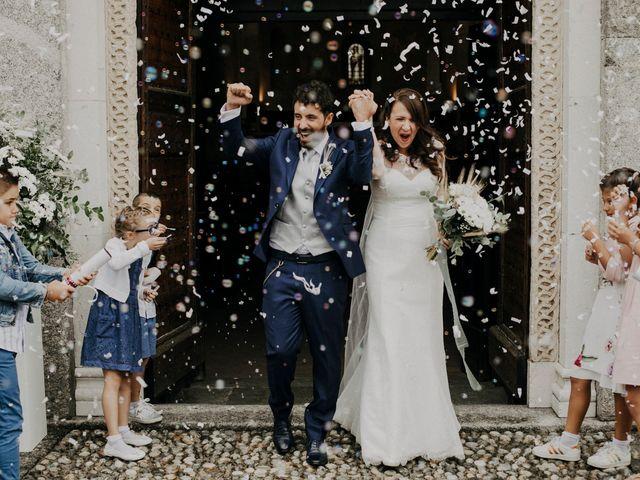 Il matrimonio di Fabio e Sabrina a Triuggio, Monza e Brianza 171