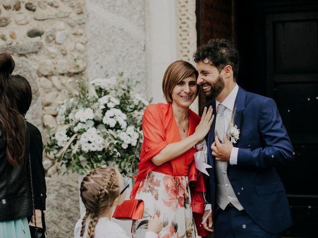 Il matrimonio di Fabio e Sabrina a Triuggio, Monza e Brianza 174