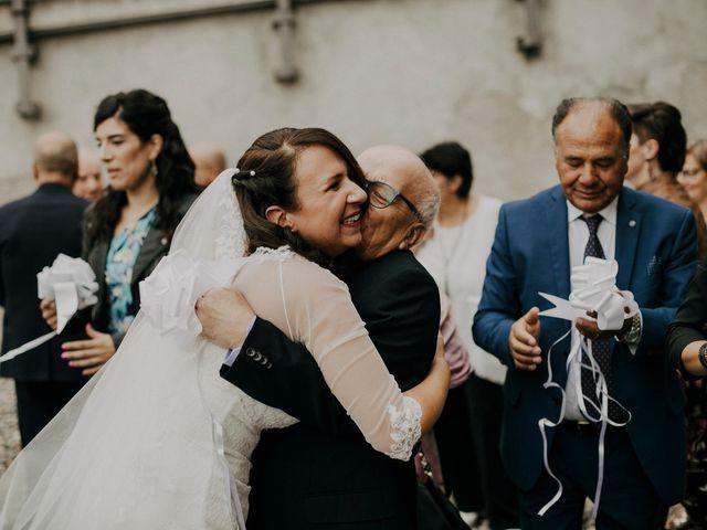 Il matrimonio di Fabio e Sabrina a Triuggio, Monza e Brianza 175