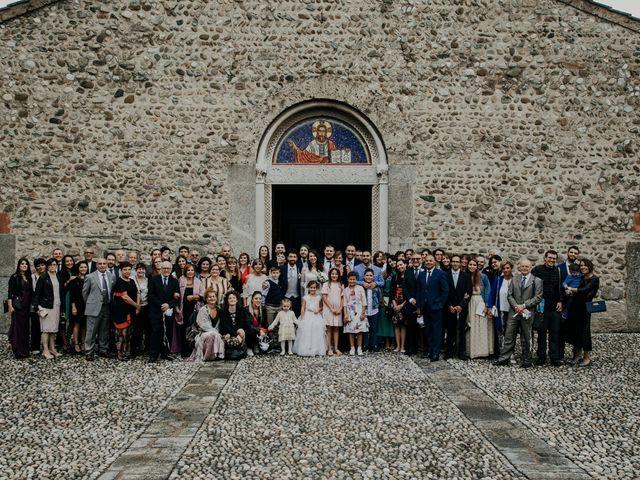 Il matrimonio di Fabio e Sabrina a Triuggio, Monza e Brianza 177