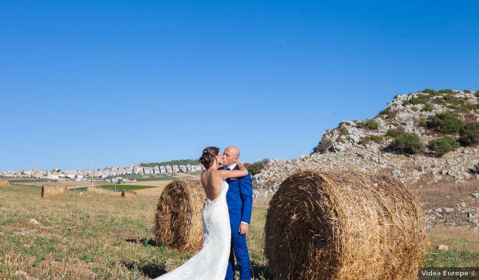 Il matrimonio di Rosolino e Francesca a Roccamena, Palermo