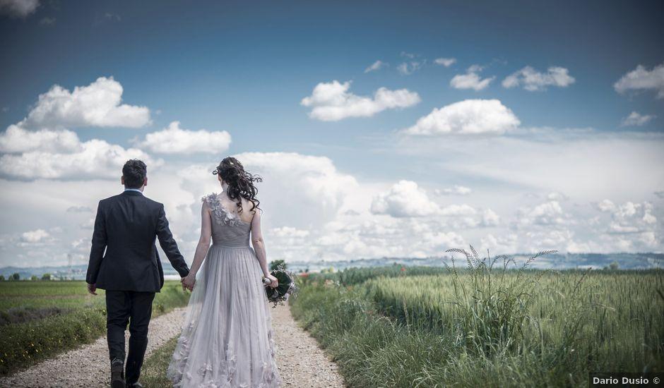 Il matrimonio di Andrea e Patrizia a Torino, Torino