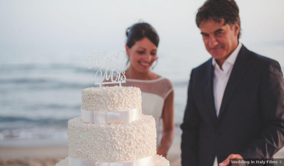 Il matrimonio di Daniele e Paola a Follonica, Grosseto
