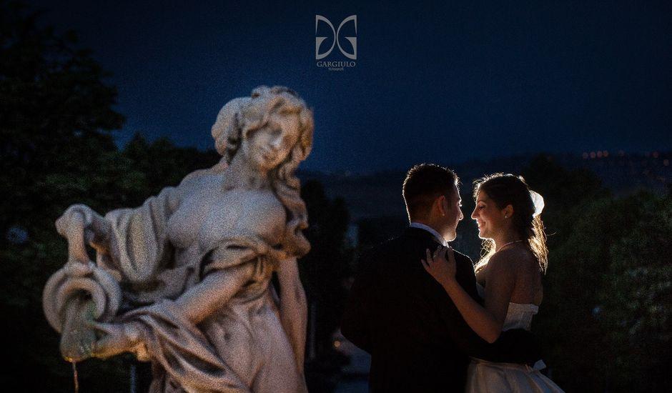 Il matrimonio di Raffaele e Mariacarmela a Montoro Inferiore, Avellino