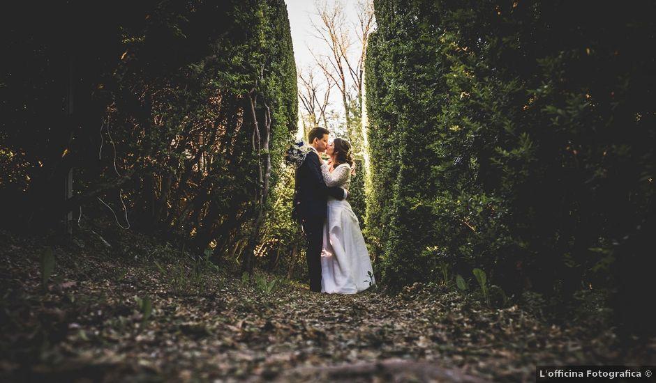 Il matrimonio di Marco e Barbara a Trino, Vercelli