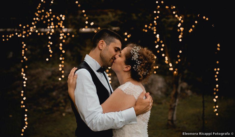 Il matrimonio di Emanuele e Alessandra a Ghiffa, Verbania