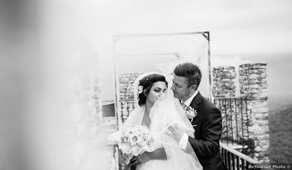 Il matrimonio di Paolo e Tatiana a Roma, Roma