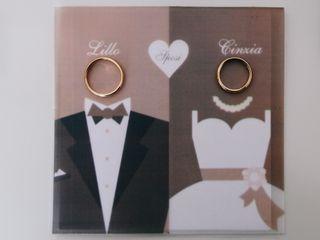 Le nozze di Cinzia e Lillo 1
