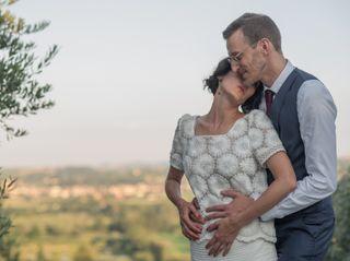 Le nozze di Francesca e Jean Francoise
