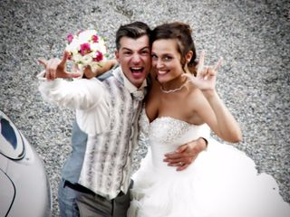 Le nozze di Lucia e Diego
