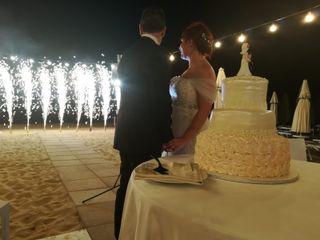 Le nozze di Francesca e Giovanni  2
