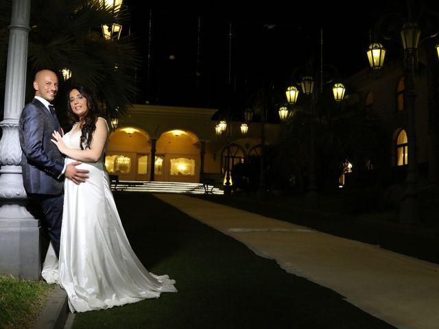 Il matrimonio di Pasquale e Marina a Boscotrecase, Napoli 1