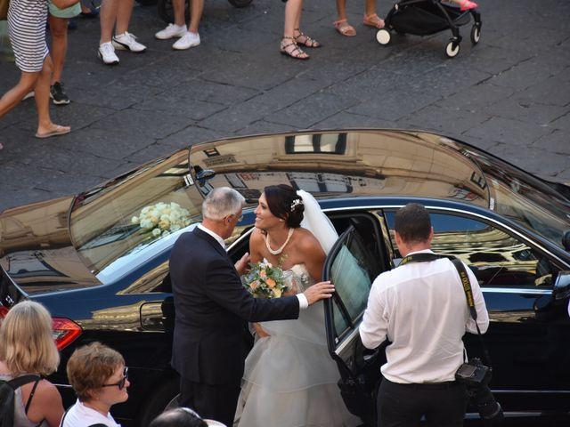 Il matrimonio di Alessandro e Elettra  a Amalfi, Salerno 1