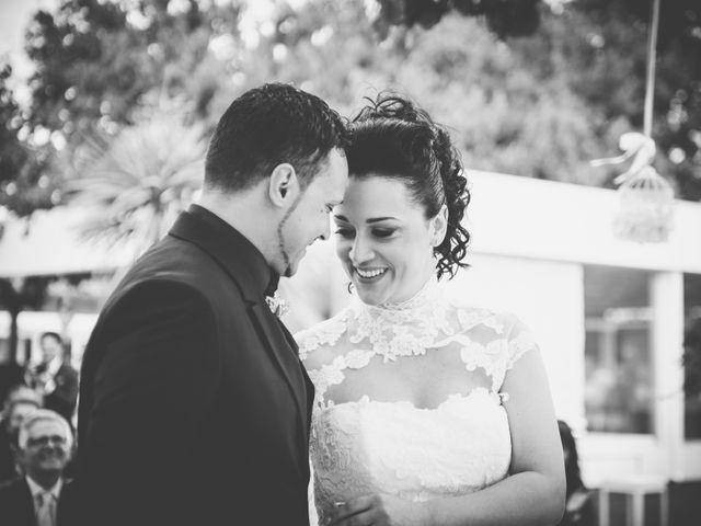 le nozze di Rossana e Mimmo