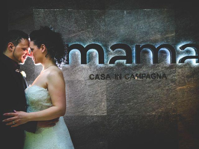 Il matrimonio di Mimmo e Rossana a Napoli, Napoli 89