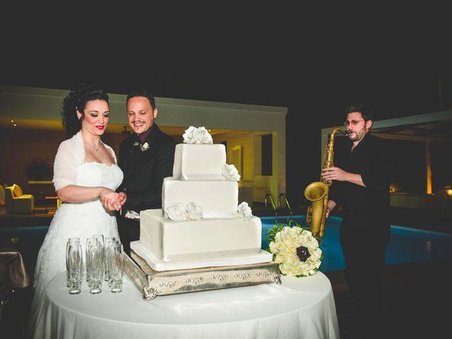 Il matrimonio di Mimmo e Rossana a Napoli, Napoli 91