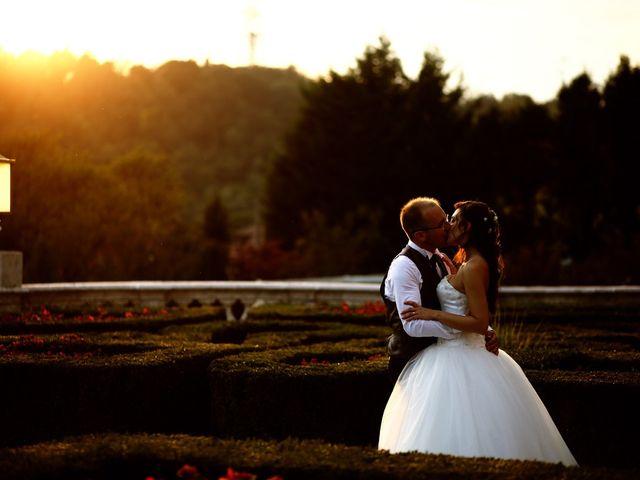 Le nozze di Simona e Stefano