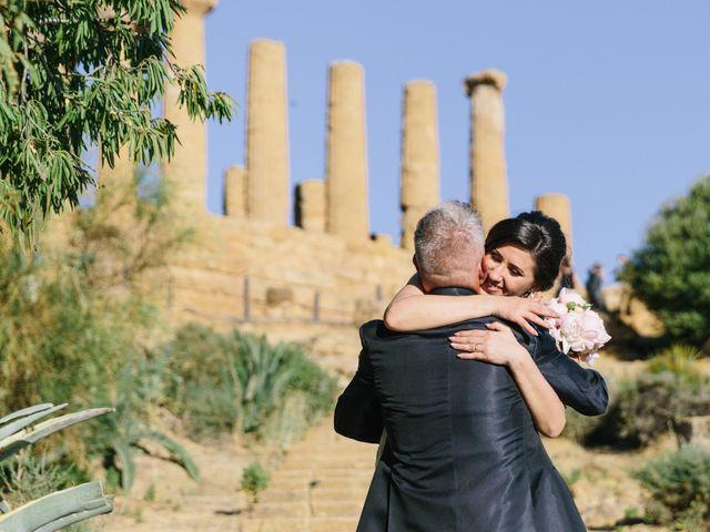 Il matrimonio di Lillo e Cinzia a Agrigento, Agrigento 27