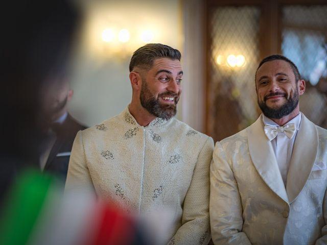 Il matrimonio di Antony e Marco a Venezia, Venezia 12