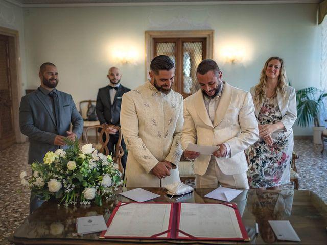Il matrimonio di Antony e Marco a Venezia, Venezia 15