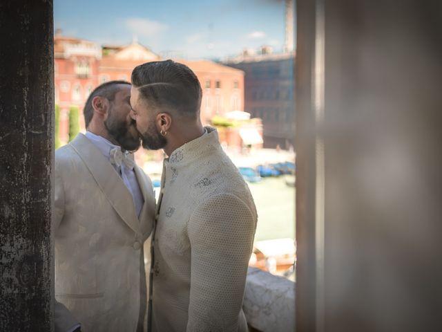 Il matrimonio di Antony e Marco a Venezia, Venezia 17