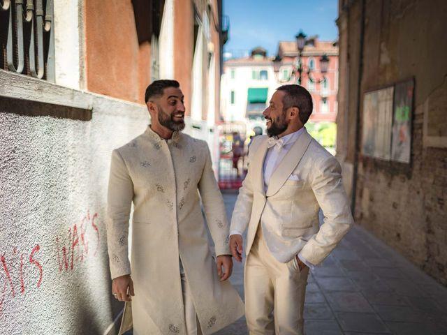 Il matrimonio di Antony e Marco a Venezia, Venezia 18