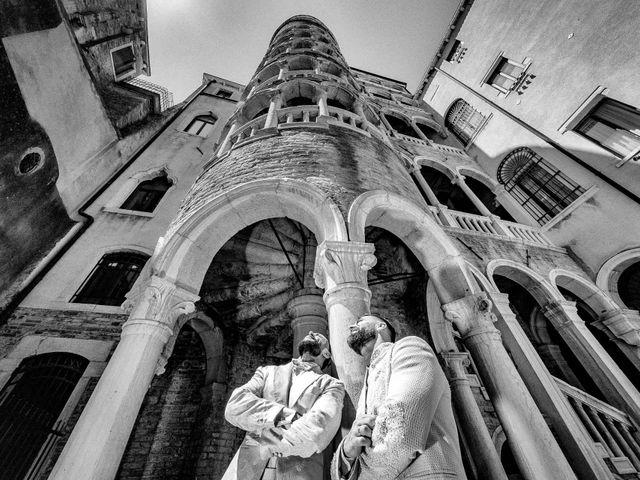 Il matrimonio di Antony e Marco a Venezia, Venezia 22