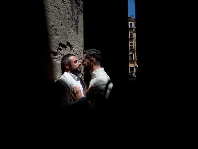 Il matrimonio di Antony e Marco a Venezia, Venezia 25