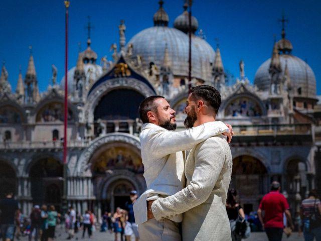 Il matrimonio di Antony e Marco a Venezia, Venezia 29
