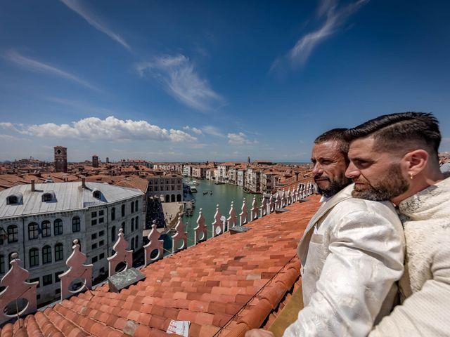 Il matrimonio di Antony e Marco a Venezia, Venezia 38