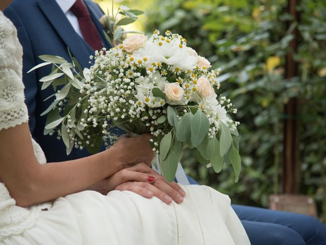 Il matrimonio di Jean Francoise e Francesca a Poggio Berni, Rimini 4
