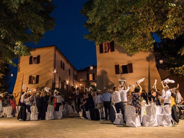Il matrimonio di Jean Francoise e Francesca a Poggio Berni, Rimini 9