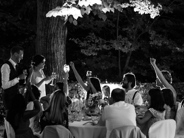 Il matrimonio di Jean Francoise e Francesca a Poggio Berni, Rimini 10