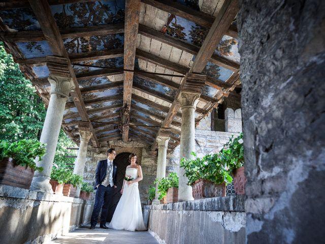 le nozze di Simona e Gianpaolo