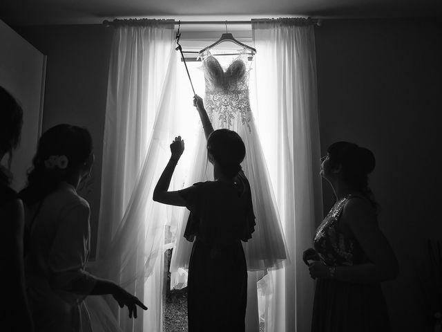 Il matrimonio di Cristian e Cristina a Botticino, Brescia 18