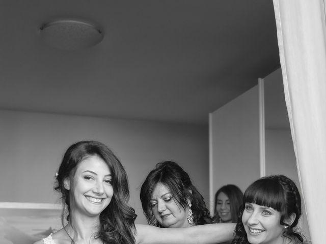 Il matrimonio di Cristian e Cristina a Botticino, Brescia 21
