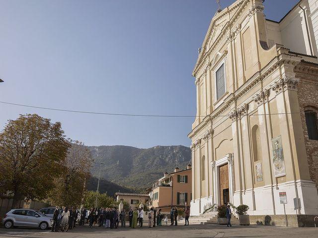 Il matrimonio di Cristian e Cristina a Botticino, Brescia 24
